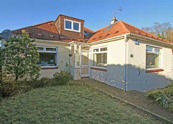 Thumbnail 4 bedroom bungalow for sale in 2 Braehead View, Barnton, Edinburgh