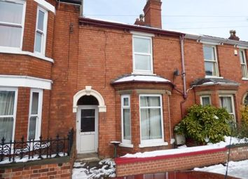 Thumbnail 3 bed terraced house for sale in Sibthorp Street, Lincoln, Lincolnshire, .