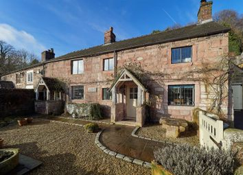 Thumbnail 3 bed cottage for sale in Dunwood Lane, Rudyard, Near Leek, Staffordshire