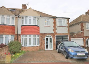 Thumbnail 4 bed semi-detached house for sale in Allington Drive, Strood