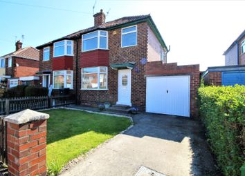 Thumbnail 3 bedroom semi-detached house for sale in Collingwood Avenue, York