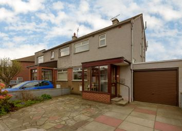 Thumbnail 2 bed semi-detached house for sale in 11 Wester Broom Avenue, Edinburgh