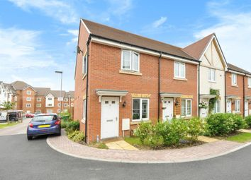 Thumbnail 2 bedroom end terrace house for sale in Bushey, Hertfordshire