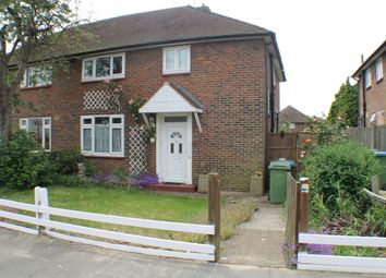Thumbnail 3 bed semi-detached house to rent in Restons Crescent, London