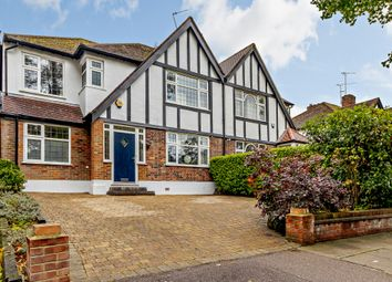 Thumbnail 4 bed semi-detached house for sale in Uxbridge Road, Hatch End, Pinner