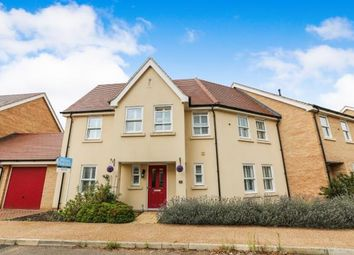 Thumbnail 4 bed end terrace house for sale in Jupiter Way, Biggleswade, Bedfordshire