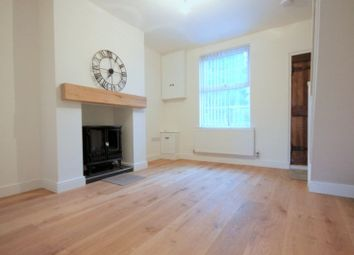 Thumbnail 2 bed terraced house to rent in Longton Road, Stone