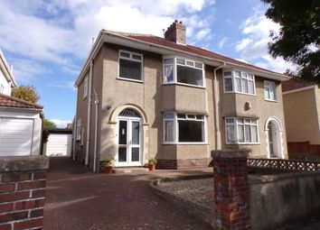 3 bed semi-detached house for sale in Mansfield Avenue, Weston-Super-Mare BS23