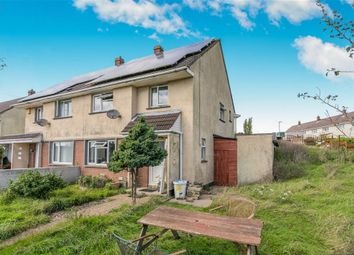 Thumbnail 3 bedroom semi-detached house for sale in Gray Crescent, Plymouth