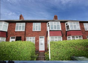 Thumbnail 2 bed flat to rent in Shakespeare Street, Wallsend