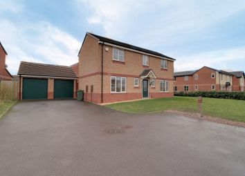 Thumbnail 4 bed detached house for sale in Jefferson Walk, Marston Grange, Stafford