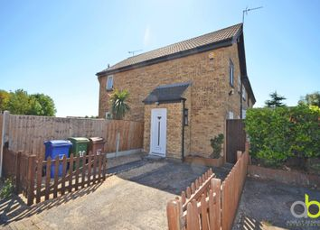 Thumbnail 1 bed end terrace house for sale in Fielding Avenue, Tilbury