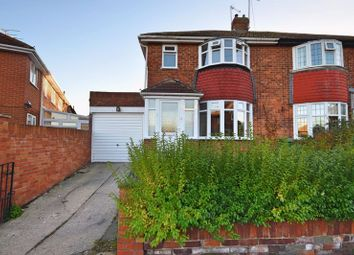 Thumbnail 3 bed semi-detached house for sale in Troutbeck Road, Sunderland
