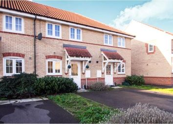 Thumbnail 2 bed terraced house for sale in Perkins Way, Beeston, Nottingham, Nottinghamshire
