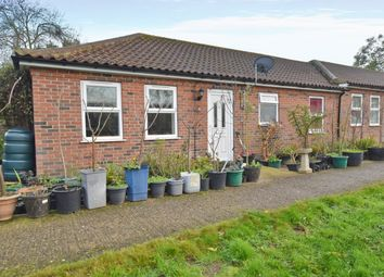 2 bed terraced bungalow for sale in Woulds Court, Park Road, Cromer NR27