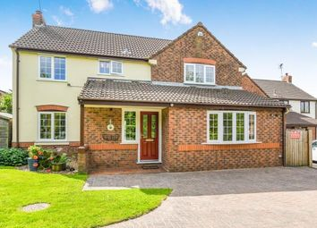 Thumbnail 4 bed detached house for sale in Kings Meadow, Norton, Runcorn, Cheshire