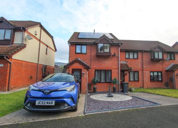 Thumbnail 3 bed end terrace house for sale in Forest View, Glenboi, Mountain Ash