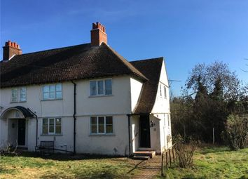 Thumbnail 3 bedroom semi-detached house to rent in St. Georges Cottages, Wareside, Ware, Hertfordshire
