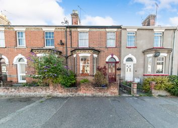 Thumbnail 4 bed terraced house for sale in Station Road, Dovercourt, Harwich