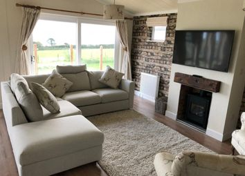 Thumbnail 2 bed lodge for sale in Boswinger, St. Austell