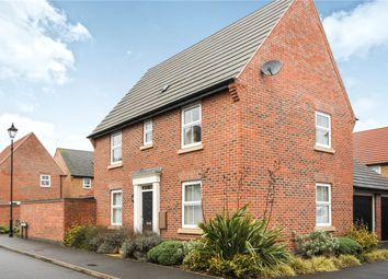Thumbnail 3 bedroom detached house for sale in Hampden Way, Greylees, Sleaford, Lincolnshire
