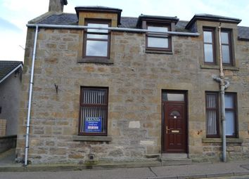 Thumbnail 2 bed semi-detached house to rent in 39 Harbour Street, Hopeman