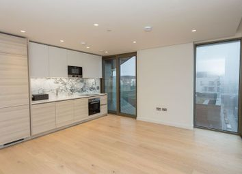 Thumbnail 1 bed flat to rent in The Lighterman Building, Greenwich