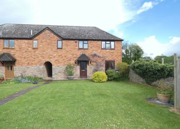 Thumbnail 3 bed semi-detached house to rent in Upper Lyde, Hereford