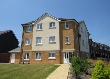 Thumbnail 2 bed flat to rent in Elsanta Crescent, Fareham