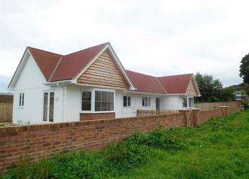 Thumbnail 1 bed bungalow for sale in New Bungalows, Manstone Lane, Sidmouth