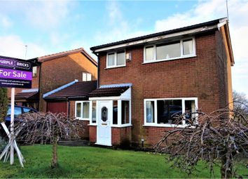 Thumbnail 3 bedroom link-detached house for sale in Shoreswood, Sharples, Bolton