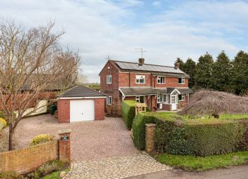 Thumbnail 5 bed detached house for sale in Hoofield Lane, Huxley, Chester