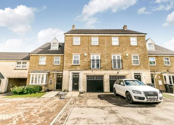 3 bed terraced house for sale in Cusworth Close, Halifax HX1