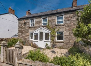 Thumbnail 4 bed cottage for sale in Higher Road, Breage, Helston