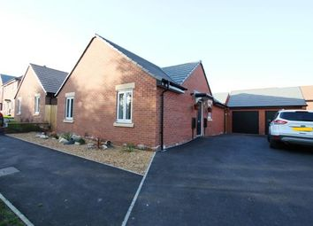 Thumbnail 2 bedroom bungalow for sale in Lovett Close, Sapcote, Leicestershire