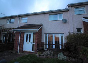 Thumbnail 4 bed terraced house for sale in Bryn Celyn, Pentwyn