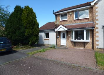 Thumbnail 3 bed semi-detached house for sale in Jericho Place, Heathhall, Dumfries