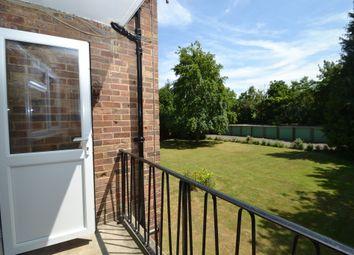 Thumbnail 3 bed flat to rent in Lovelace Gardens, Surbiton