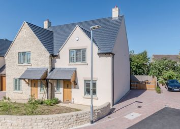 Thumbnail 3 bed semi-detached house to rent in Old Farm Close, Hullavington, Chippenham