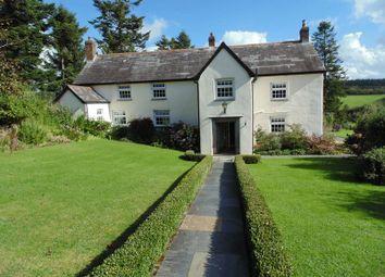 Thumbnail 4 bedroom farmhouse for sale in Ashwater, Beaworthy