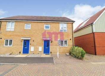 Thumbnail 3 bed semi-detached house to rent in Woodside Close, Grays