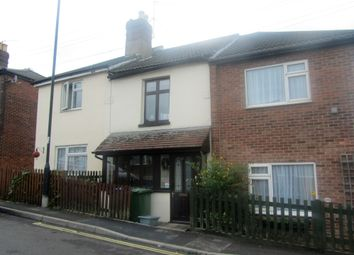 Thumbnail 2 bed terraced house to rent in Foundry Lane, Southampton