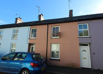 Thumbnail 3 bed terraced house for sale in Mill Street, Lampeter