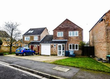 Thumbnail 3 bed link-detached house for sale in Holliers Crescent, Middle Barton, Chipping Norton