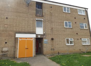 Thumbnail 1 bed flat to rent in Hanbury Close, Chesterfield