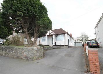 Thumbnail 3 bed detached bungalow for sale in Badminton Road, Downend, Bristol