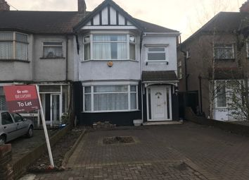 Thumbnail 3 bedroom end terrace house to rent in Eastern Avenue, Gants Hill