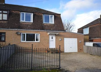 Thumbnail 4 bed semi-detached house for sale in Tilsdown Close, Dursley