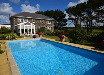 Thumbnail 5 bed detached house for sale in Nancekuke, Redruth