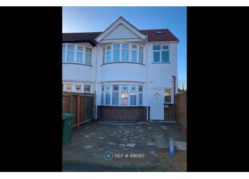 Thumbnail 5 bed terraced house to rent in Hampden Road, Harrow